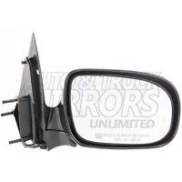 97-05 Chevrolet Venture 05-09 Uplander Passenger Side Mirror Replacement - He on sale