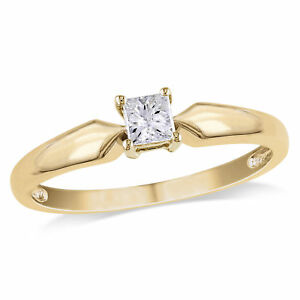 Amour-1-4-CT-TW-Diamond-Solitaire-Engagement-Ring-in-10k-Yellow-Gold