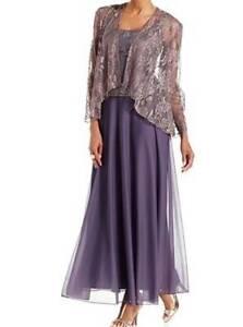 Plus-Size-Purple-Mother-of-the-Bride-Dresses-Metallic-Lace-Jacket-Formal-3-Piece
