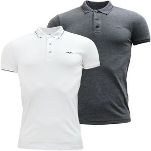 c54fa5a889ef Image is loading Mens-Replay-Slim-Fit-Polo-Shirt