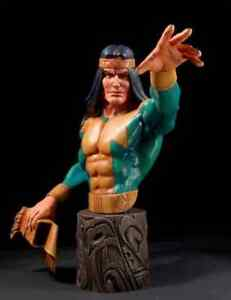 SHAMAN-MINI-BUST-BY-BOWEN-DESIGNS-FACTORY-SEALED-NIB-MIB