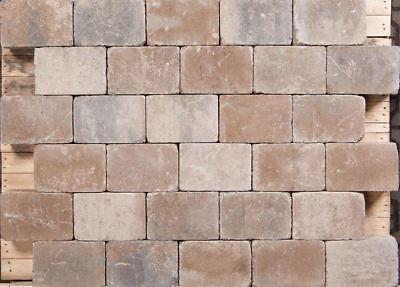 pflastersteine antik gekollert muschelkalk altstadtpflaster beton befahrbar ebay