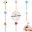 miniature 1 - BT21-Baby-Character-Gel-Pen-Ball-Point-Pen-7types-Official-K-POP-Authentic-Goods