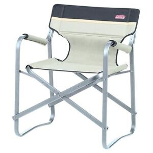 Image Is Loading Strong Sy Folding Camping Deck Chair Fishing Portable