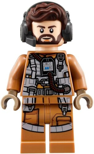 LEGO® Minifigs 75195 Star Wars Resistance Speeder Pilot sw883