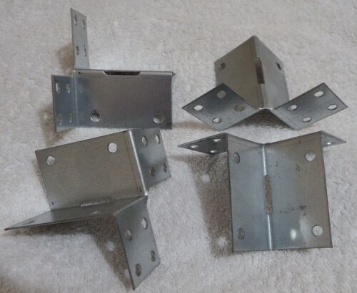 2 off Super Strong Arris or Cant Rail Brackets Fencing