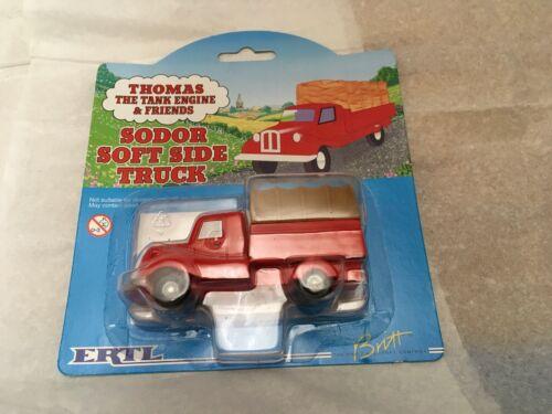 1999 ERTL Thomas /& Friends Train Sodor Soft Side Truck NIP