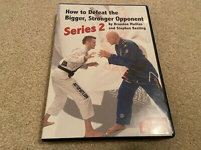 how to defeat the bigger stronger opponent series 2