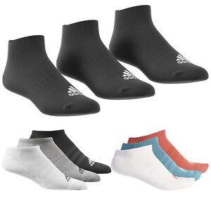 adidas Performance Thin Ankle Socks 3 Pairs   adidas Indonesia