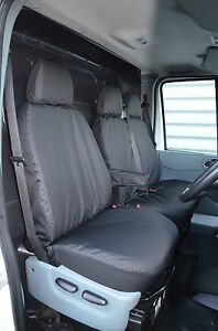 Heavy Duty Waterproof Tailored Ford Transit Van Black Front Seat Covers 21 UK - Shropshire, United Kingdom - Heavy Duty Waterproof Tailored Ford Transit Van Black Front Seat Covers 21 UK - Shropshire, United Kingdom