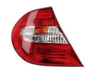 new toyota camry 2002 2003 2004 left driver tail light   ebay where is the inside fuse box for a 01 town country