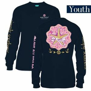 Image Is Loading Youth Wish Upon A Star Long Sleeve Simply