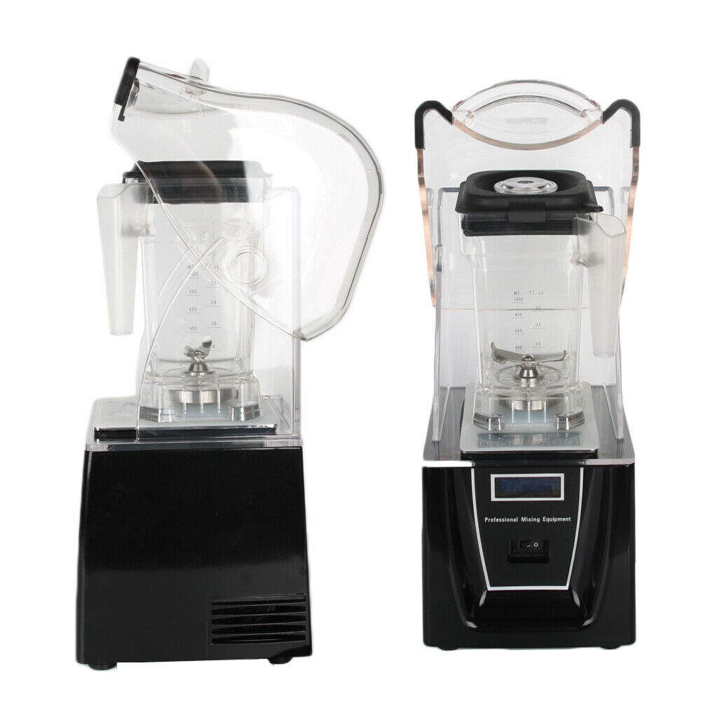 Commercial Home Blender Heavy Duty fruits aliments mixeur centrifugeuse Processeur 1800 W