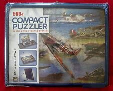 Compact puzzler 500st RAF Legends of WWOII - in opbergdoos - Puzzle 500pcs