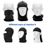 Full-Face-Mask-Outdoor-Camo-Balaclava-Motorcycle-Cycling-Ski-Hunting-Helmet-Cap thumbnail 3