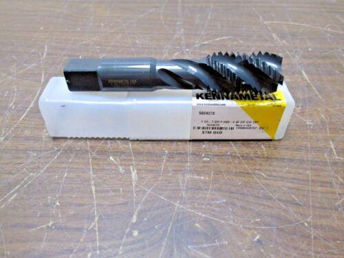 New Kennametal 1-1//8-7 Cobalt Spiral Flute Tap GH11 4FL Coolant Fed HSSE Oxide