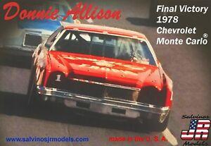 Salvino-JR-NASCAR-Donnie-Allison-Final-Victory-1978-Monte-Carlo-model-kit-1-25