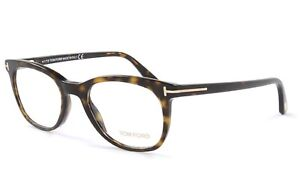 9ed74bfdf0f TOM FORD TF 5310 052 HAVANA EYEGLASSES AUTHENTIC RX FRAMES TF5310 50 ...
