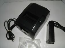 Star Tsp650 Thermal Pos Receipt Printer Usb With Power Supply Model 654c