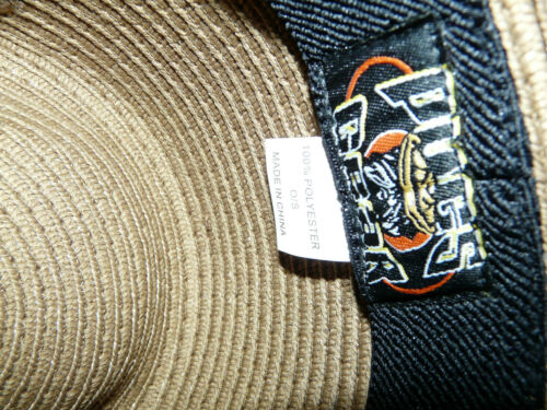 "NEW Men/'s Hats /""The Smith Hat/""  PUGS GEAR BROWNS Fedora Hats"