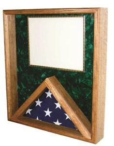 Image Is Loading Flag Amp Certificate Display Case Shadow Box For