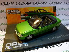 voiture 1/43 IXO eagle moss OPEL collection : Astra F cabriolet 1992/1998