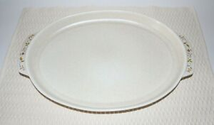 Temper-Ware-By-Lenox-Oval-Roaster-Platter-Merriment-Vintage-15-Inch