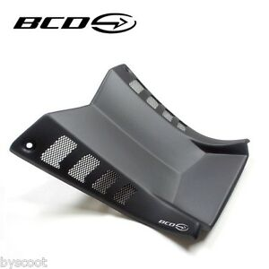 Tunnel-d-039-admission-BCD-prise-d-039-air-YAMAHA-T-Max-530-TMax-I-et-II-noir-mat-NEUF