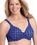 Womens-UW-Molded-Bra-leading-Lady-Seamless-Ultra-Blue-5028-Padded-Full-Coverage thumbnail 2