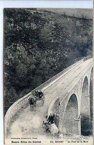 CP-15-Cantal-Menet-Le-Pont-de-la-Mort