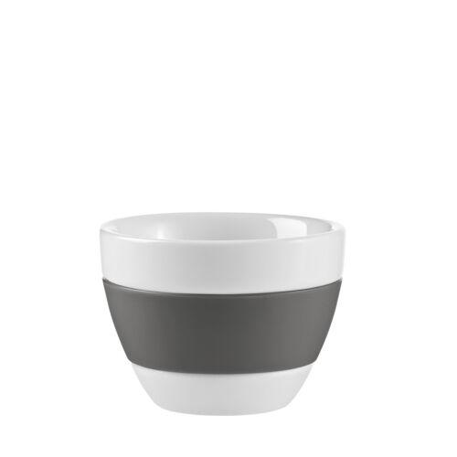 h 5,3 cm Koziol Aroma Espressotasse deep grey ø 6,8 cm