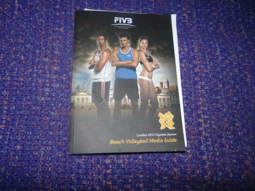 Olympic Games London 2012 Beach Volleyball Media Guide