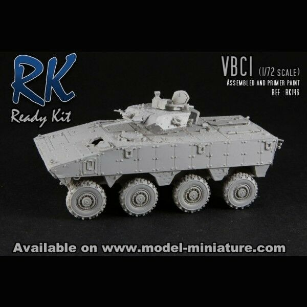 French aifv, vehicle, 1 72, model-miniature ready kit