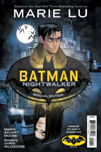 Batman Nightwalker #1 Batman Day Special Edition DC, 2019 NM