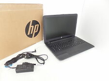 "HP 255 G5 15.6"" Laptop AMD E2-7110 1.8GHz 4GB 500GB Win 10 Laptop X8A13UP OB"