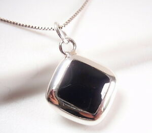 Reversible-Black-Onyx-and-Mother-of-Pearl-925-Sterling-Silver-Square-Pendant