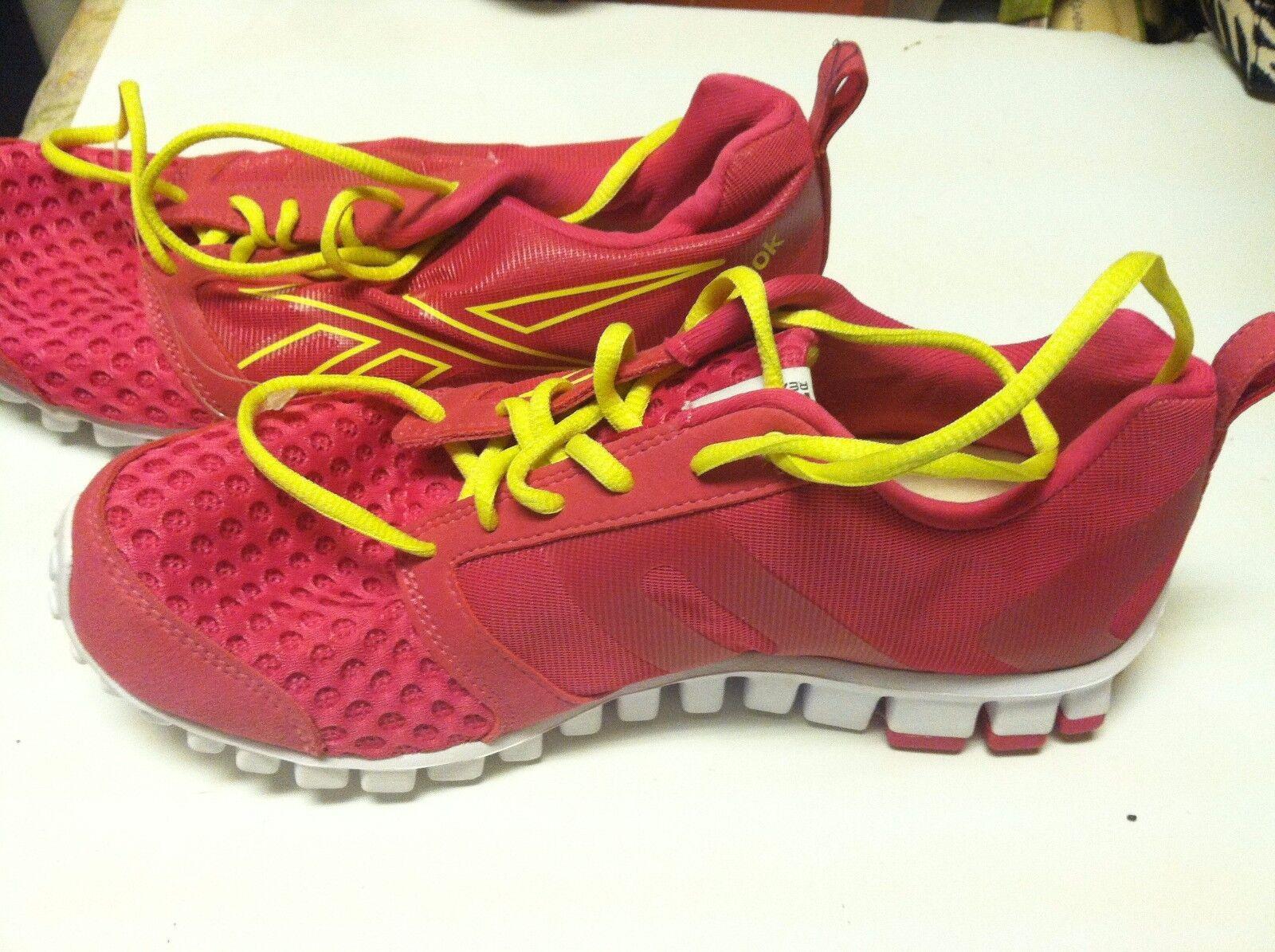 Reebok - Running scarpe scarpe scarpe da ginnastica - Leggero - rosa - Taglie 11 - Nuove senza Scatola - B | Qualità Affidabile  | Uomo/Donne Scarpa  b790b2