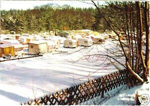 AK-Bad-Harzburg-Campingplatz-034-Wolfstein-034-Winteransicht-um-1980