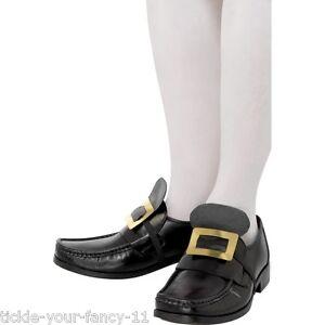 Accessory Shoe Metal Victorian Mens Gold Old England Unisex Buckle MpqGzSUV