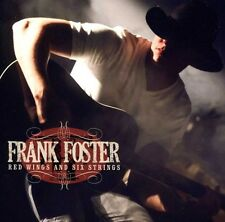 Frank Foster - Red Wings and Six Strings [New CD]