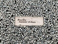 1//4-20 Hex Flange Nuts Grade 8 Black phosphate and oil Finish 1//4x20 25