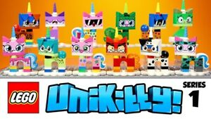 Lego-CMF-Unikitty-Minifigure-41775-Series-1-Complete-Set-of-12-Minifigs-NEW