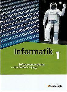 Informatik - Lehrwerk für die Oberstufe: Informatik 1. S...   Buch   Zustand gut