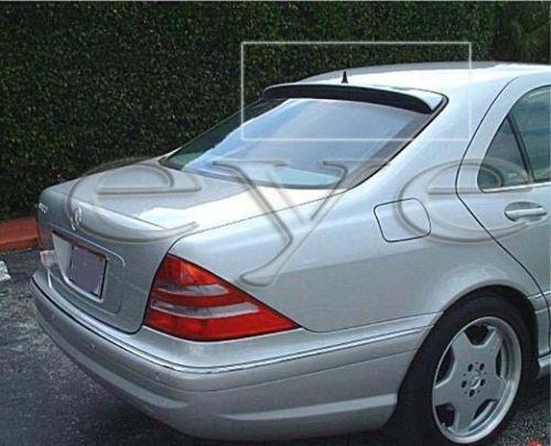 Mercedes Classe S >> Mercedes Classe S W220 S55 Amg Look Rear Roof Spoiler