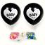 Baby-Shower-Gender-Reveal-Confettis-Ballon-Kit-Fille-ou-Garcon-Fete-Decoration miniature 2