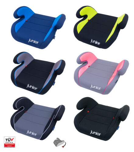 Petex Auto Kindersitzerhöhung 15-36kg HDPE Sitzschale für Kinder TÜV geprüft ECE