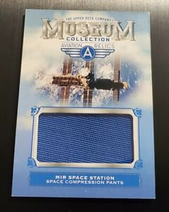 2019-UD-Goodwin-Champions-MIR-SPACE-STATION-Aviation-Relics-Museum-Collection