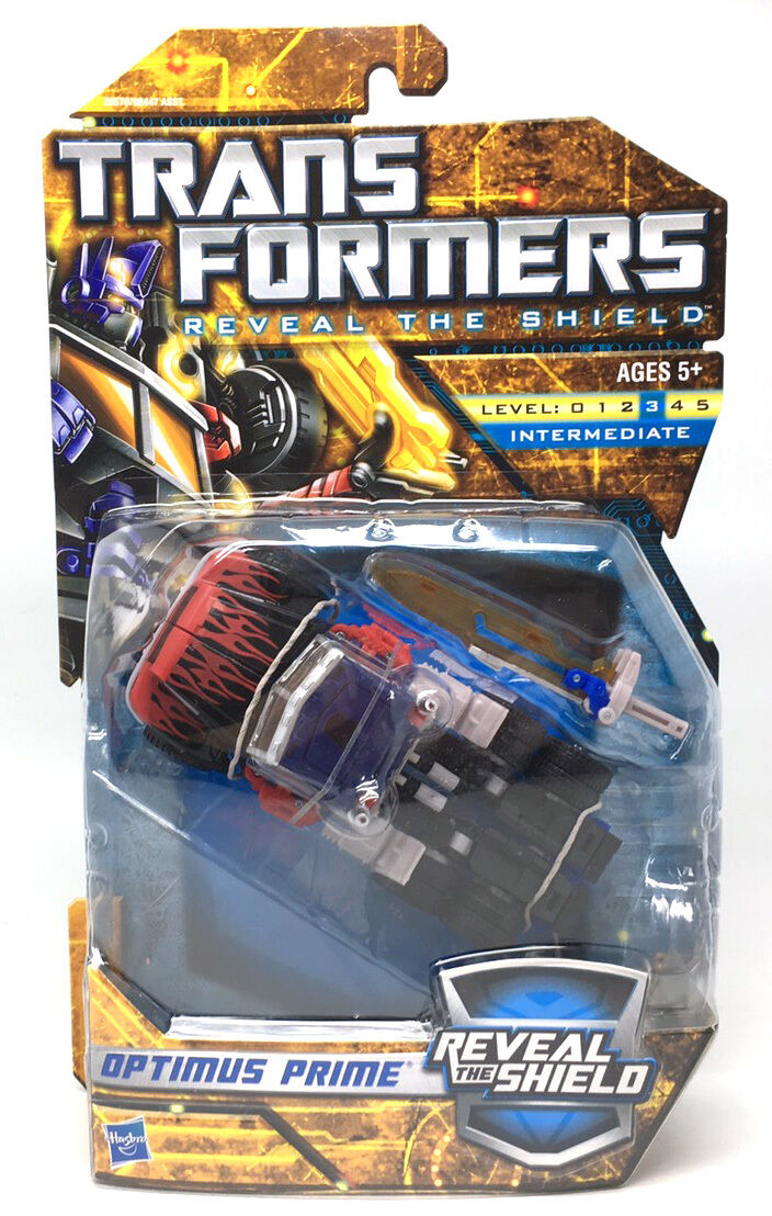 『W。H』MISB 65727 TRANSFORMERS REVEAL THE SHIELD OPTIMUS PRIME G2Ver FREE SHIPPING