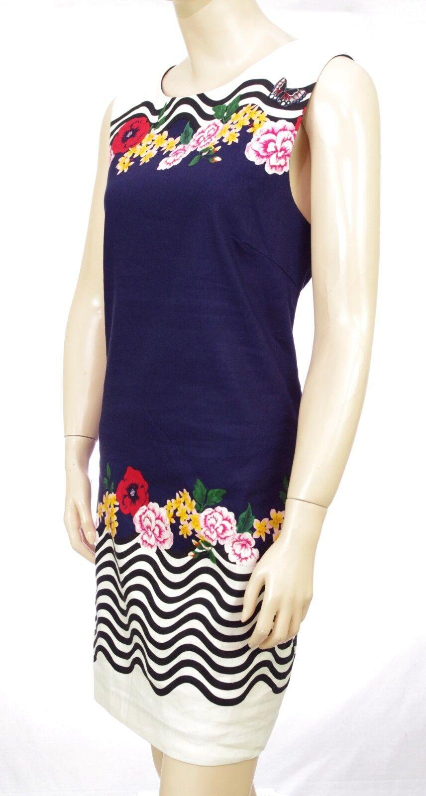 DESIGUAL Vest PRUDENCIA Robe Donna  18SWVWCL coloreis 5001 blu marine