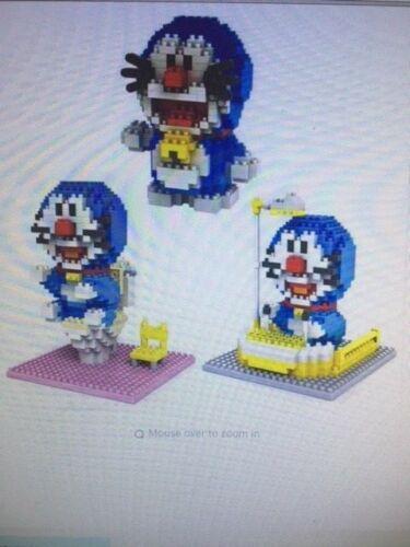 Harry Potter  LOZ Diam Cute Sailor Moon Building Blocks Set 2